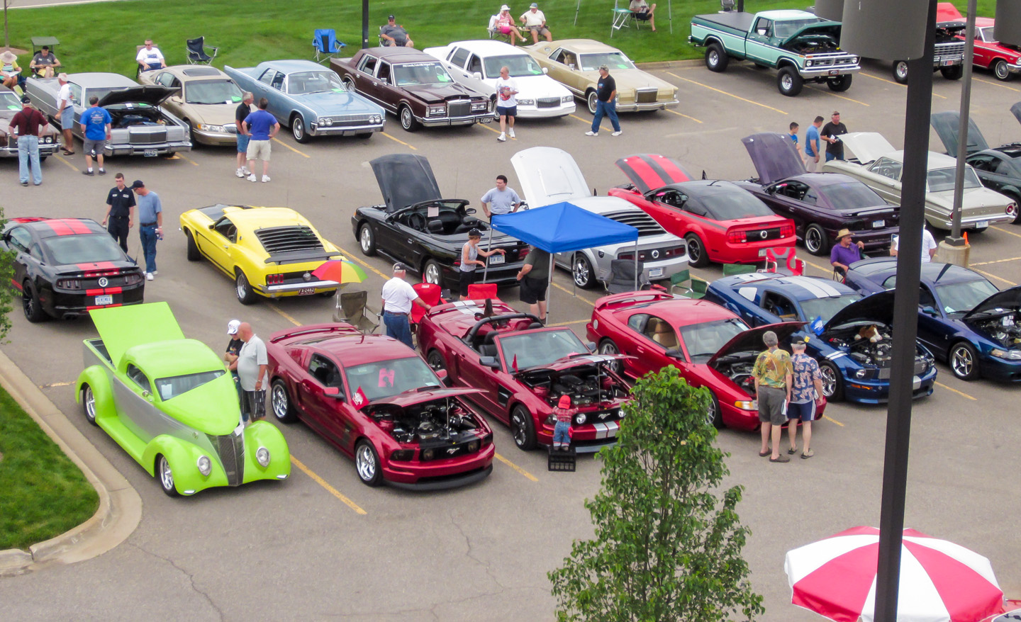 Mustang Owners Club Of Southeastern Michigan - Myrtle beach car show